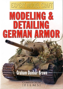 Picture of Modeling & Detailing German Armor